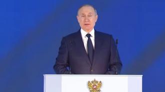 """Путин: первый полк, укомплектованный """"Сарматами"""", заступит на боевое дежурство в 2022 году"""