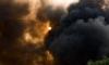 В Колпино горит Ижорский завод