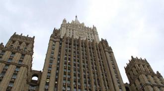 Россия вышлет двух болгарских дипломатов в качестве ответной меры