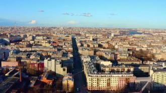 Вечерние пробки в Петербурге усугубила международная встреча