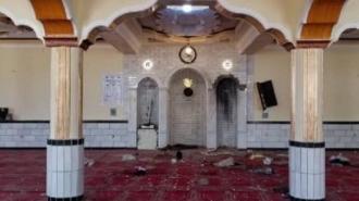 В Афганистане погибли 12 человек после взрыва в мечети