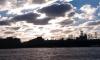 Дамба снова спасает Петербург от потопа