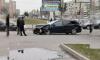 Легковушка вылетела с проезжей части на улице Руднева