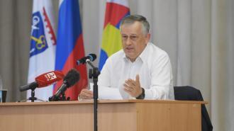 Александр Дрозденко ответил на вопросы жителей Кудрово о постройке метро