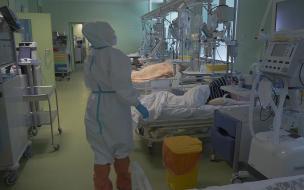 На аппаратах ИВЛ в Петербурге находятся 189 пациентов с коронавирусом