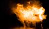 Пожилой петербуржец с дочерью сгорели вместе с домом в Ленобласти