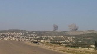 Армия Сирии нанесла удары по турецким военным базам в Хасеке