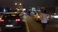 На Московскомшоссе столкнулись 6 машин: занято две ...