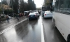 На митинге в Сочи пенсионеры бросались под колеса машин
