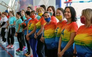 """В Выборге состоялся фестиваль спорта """"Леди совершенство"""""""