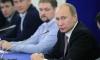 Перед пивом с балычком Путин предложил фанатам «отбуцкать» Фурсенко