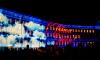 В новогоднюю ночь в центре Петербурга ограничат движение транспорта
