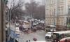 В Ростове-на-Дону крановщик выпал из кабины на глазах у пациенток роддома