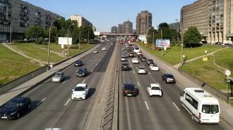 Праздничное шествие в честь Дня Победы ограничит движение во Фрунзенском районе