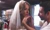 Ксения Собчак показалась на публике в свадебном платье