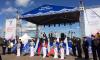 Гонки яхт и катамаранов прошли в Выборге на фестивале водного туризма