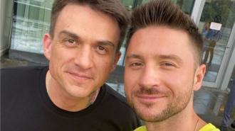 Лазарев впервые прокомментировал гей-сплетни о жизни с Топаловым