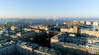 В Петербурге ожидается +24 градуса, возможны осадки