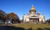Вторник в Петербурге пройдет без осадков