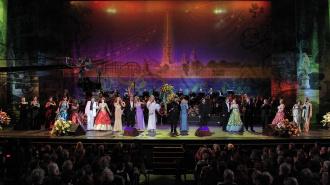 Концерт, посвященный Дню основания Санкт-Петербурга