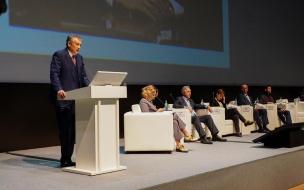 """Выборг поучаствовал в бизнес-форуме """"Энергия возможностей"""""""