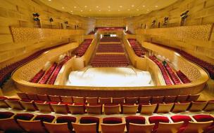 I Органный фестиваль, Концертный зал Мариинского театра