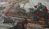 """Монумент """"Триумф Российского флота"""" в Кронштадте покрыли мозаикой"""