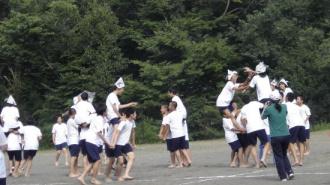 Районный спортивный праздник «Спортивный двор»