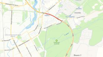 С 2 мая на КАД перекроют две полосы движения между развязками с Рябовским и Колтушским шоссе