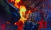 Ночью во Всеволожском районе был пожар