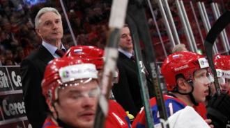 В расширенный состав сборной России на Кубок Карьяла вошли 28 хоккеистов