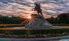 Петербург попал в тройку лучших городов для празднования 23 февраля