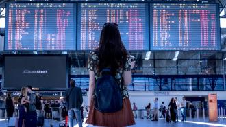 Рейс из Петербурга в Стамбул задержали почти на два часа