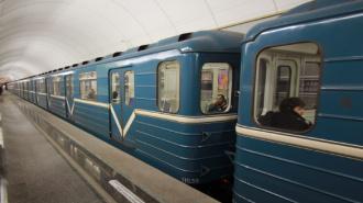Между станциями «Площадь Александра Невского» и «Спасская» не ходят поезда