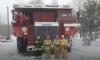 Появились фото гигантского пожарного БелАЗа из Кузбасса