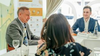 Президент наградил Александра Беглова орденом
