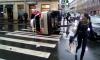 Такси перевернуло иномарку на перекрестке Фонарного и Декабристов