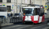 Из-за путевых работ на месяц закрывается трамвайный маршрут номер 52