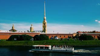 В Петербурге 17 мая ожидается теплая погода и небольшой дождь