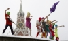 Сторонник Pussy Riot задержан у здания Мосгорсуда