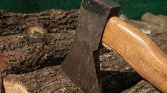 В Домодедово жилец дома напал на лифтера с топором