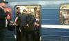 Из-за учений в Приморском парке Победы в метро возникла давка