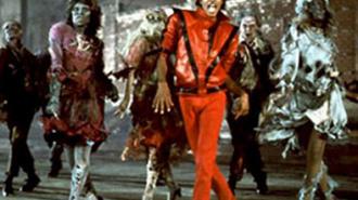 """Куртка Майкла Джексона из """"Триллера"""" ушла с молотка за 1,8 миллиона долларов"""