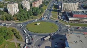 Из кольца на пересечении шоссе Революции и проспекта Энергетиков сделают обычный перекресток