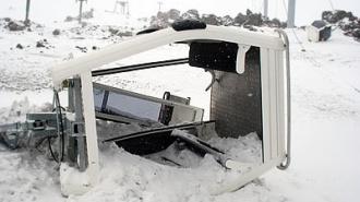 В Кабардино-Балкарии заложили бомбу под опорой канатной дороги