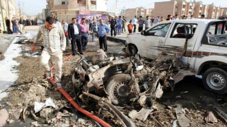Новая волна терактов в Ираке: погибло более 30 человек