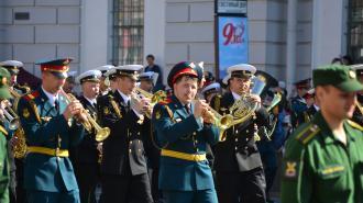 На Парад Победы в Петербурге допустят только с отрицательным тестом на коронавирус