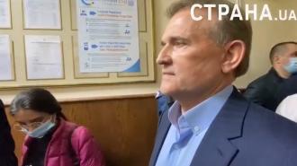 Медведчук заявил, что готов поехать в СИЗО