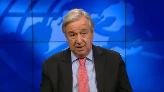 Генсек ООН заявил, что намерен провести онлайн-переговоры с Путиным