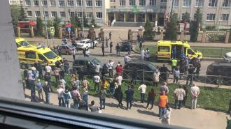 Тела погибших при стрельбе в казанской школе начали выдавать родным